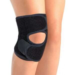 A knee brace from Activa Clinics.