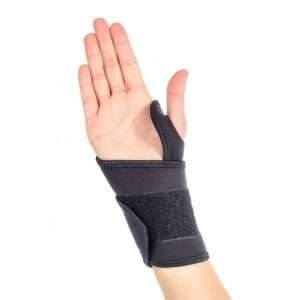 A wrist brace from Activa Clinics.