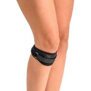 A knee strap from Activa Clinics.