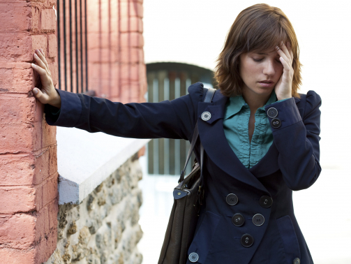 girl needs treatment for dizziness